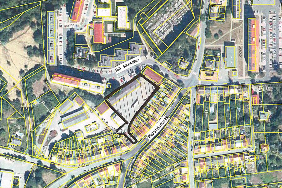 Opozice prosadila nová parkovací místa v Předmostí